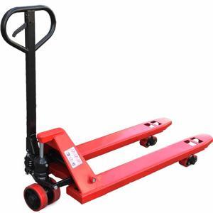 Ручная гидравлическая тележка (Рохля) SKIPER JC 2.0, 1150 мм (Скипер, Грузоподъемность 2000 кг, Высота подъема 185 мм) Гарантия 1 год.